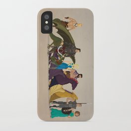 Mhysa's Gang iPhone Case