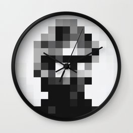 Madpixely Wall Clock