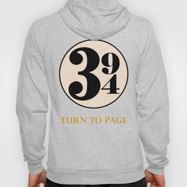 Turn to Page 394 Hoody