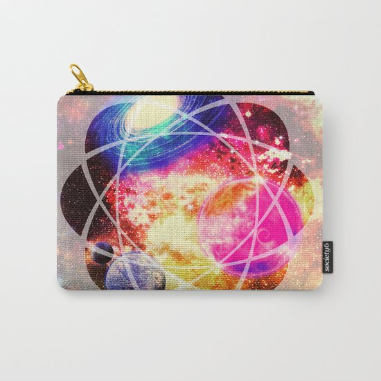 space. Carry-All Pouch