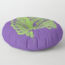 Zombie Kittehhhhhhhsssss Floor Pillow