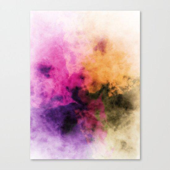 Zero Visibility Rebirth Canvas Print