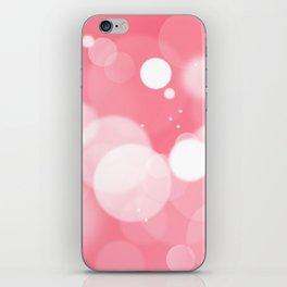 Brilliant Pink iPhone Skin