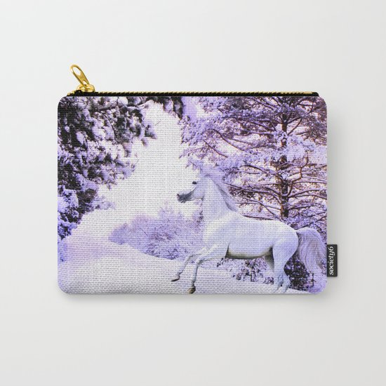 snow beauty Carry-All Pouch