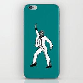 Saturday Night Cyberman iPhone Skin