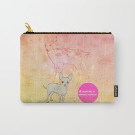 Dog's dream Carry-All Pouch