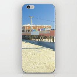 Daytona Beach photography art iPhone Skin