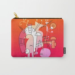Beautiful Abstraction III Carry-All Pouch