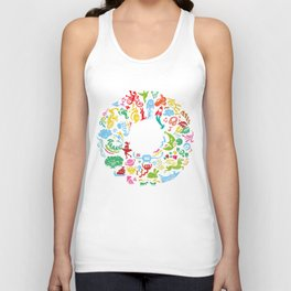 My Dream O Unisex Tank Top