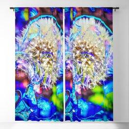 Pusteblume - dandelion Blackout Curtain