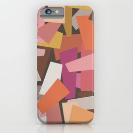 Nobody's Perfect - Neutral iPhone Case