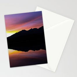 Dreamy Magic Sunset Stationery Cards