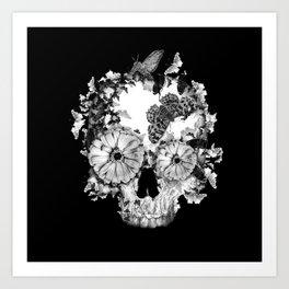 Pretty Dark Art Print