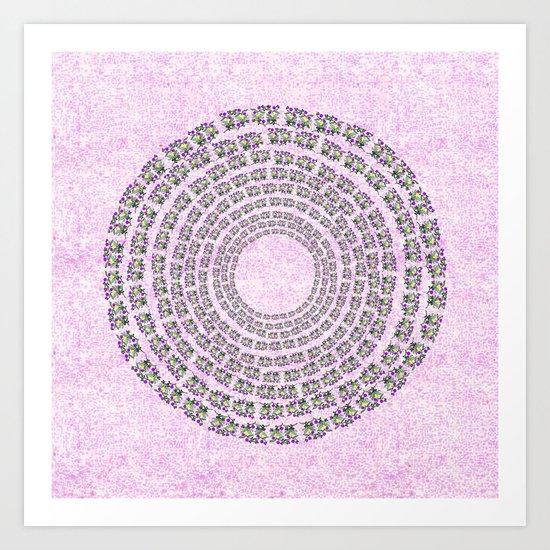 April bowers Art Print