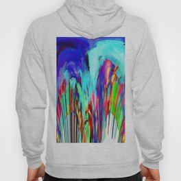 Abstract Waves Hoody