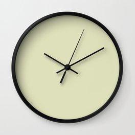 Pistachios dee0bb Wall Clock