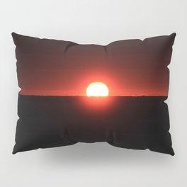 Sunset on Sanibel Island Pillow Sham