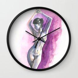 Il Mattino Wall Clock