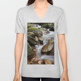 In the mood of zen ii Unisex V-Neck