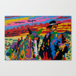 OSSO BUCCO 2 Canvas Print