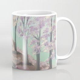 My cherry way - Spring blossoms Coffee Mug