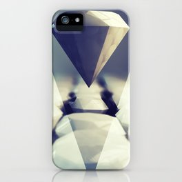 Diamond Rise iPhone Case