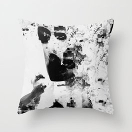 Y O L K  IN NETHER Throw Pillow
