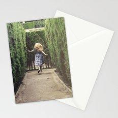 Alice world 1 Stationery Cards