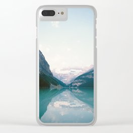 Lake Louise #society6 #nature Clear iPhone Case