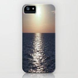 Sunset, Santorini iPhone Case