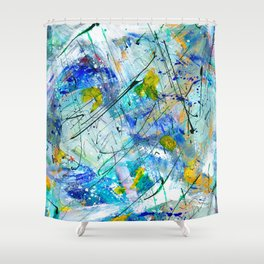 All of Us Shower Curtain