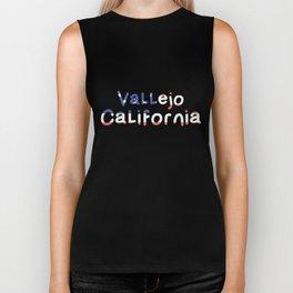 Vallejo California Biker Tank