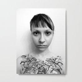 106/365 Metal Print