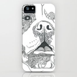 Lesley iPhone Case