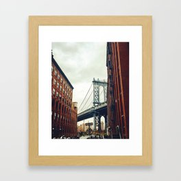 DUMBO Framed Art Print