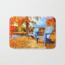 Autumn Splendor Bath Mat