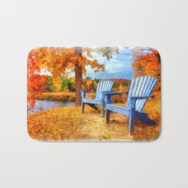 Autumn Splendor Bath Mat