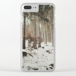 attersee (19) Clear iPhone Case