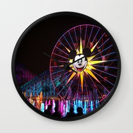 More Mouse Wall Clock