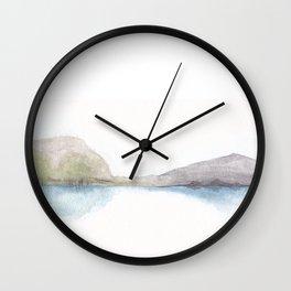 Landscape 1 Wall Clock