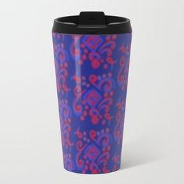 Red Follows Travel Mug