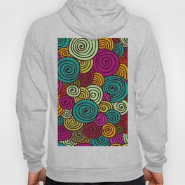 African Style No10 Hoody