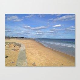 East Beach. Canvas Print