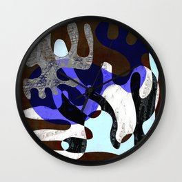 A Whale of a Tale Wall Clock