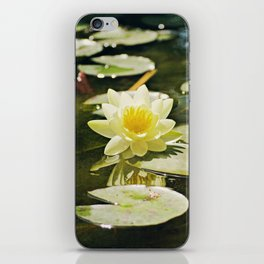 Lotus Blossom iPhone Skin