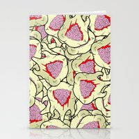 tooth Stationery Cards featuring Tooth by Iamzombieteeth Clothing