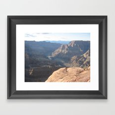 Grand Canyon 02 Framed Art Print