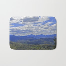 The Adirondack High Peaks Bath Mat