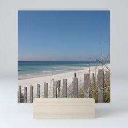 Seaside Beach Florida  Mini Art Print