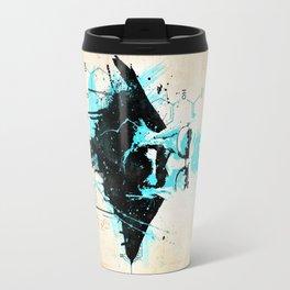 """[Im] [Da] [Dn] [Gr] ... """"I am the Danger"""" [Heisenberg] Travel Mug"""